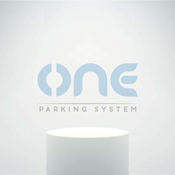 one parking logo