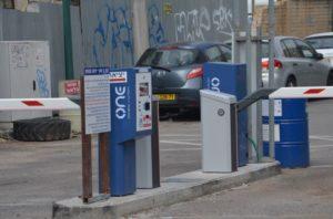 parking management parking system